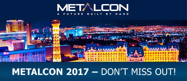 METALCON 17: Your Guide to Activities, Exhibitors and Awards